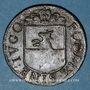 Monnaies Franche-Comté. Besançon. Co-gouverneurs. Charles Bouvot. Jeton cuivre 1669