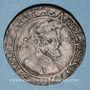 Monnaies Franche-Comté. Besançon. Co-gouverneurs. Pierre Sauget. Jeton cuivre 1624