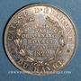 Monnaies Le Havre. Caisse d'Epargne. Jeton argent 1822