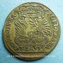 Monnaies Louis XIII (1610-1643). Jeton cuivre