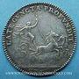 Monnaies Louis XIV (1643-1715). Jeton argent n. d.