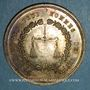 Monnaies Lyon, Conseil des Prud'hommes, jeton argent 1818. Sans poinçon