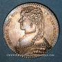 Monnaies Marie Lesczinska. Jeton argent 1743
