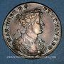 Monnaies Marie-Thérèse d'Autriche. Jeton cuivre 1677