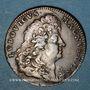 Monnaies Marly-le-Roi. Louis XIV (1643-1715). Jeton cuivre 1684
