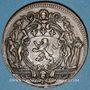 Monnaies Municipalité de Lyon. Fr. Dufournel. Jeton cuivre