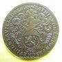 Monnaies Municipalité de Lyon. M. Aumaistre et M. Delafont. Jeton cuivre