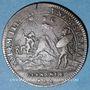 Monnaies Ordinaire des Guerres. Louis XIV (1643-1715). Jeton cuivre n. d.