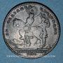 Monnaies Ordinaire des Guerres. Louis XV (1715-1174). Jeton cuivre 1753