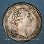 Monnaies Ordre de St-Louis. Louis XVI. Jeton argent