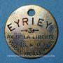 Monnaies Paray-Vieille-Poste (91). Eyriey (3 av de la Liberté). Jeton publicitaire