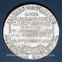 Monnaies Paris (75). Aluminum Coulmétal. Jeton publicitaire aluminium. 35 mm.