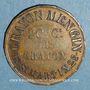 Monnaies Paris (75). Crayon Mengin. Jeton publicitaire