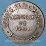 Monnaies Paris (75). Société de propagande Forticaux. Jeton publicitaire