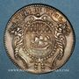 Monnaies Paris. A. Bignon, prévôt des marchands. Jeton argent 1770