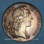 Monnaies Paris. Chambre aux Deniers. Jeton cuivre 1746