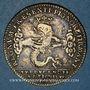 Monnaies Paris. Chambre des comptes du roi. Jeton cuivre 1605