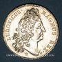 Monnaies Parties Casuelles et Revenus Casuels. Louis XIV. Jeton argent 1714