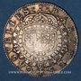 Monnaies Parties Casuelles. Louis XIII. Jeton argent 1622