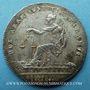 Monnaies Procureurs de la Cour. Louis XV. Jeton argent n. d.