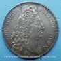 Monnaies Trésor royal. Louis XIV. Jeton argent 1714