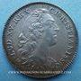 Monnaies Trésor royal. Louis XIV. Jeton argent 1749