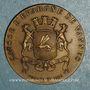 Monnaies Vannes - Caisse d'Epargne. Jeton bronze n.d.