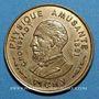 Monnaies Vichy (03). Baguette Franco-Russe. Jeton publicitaire
