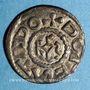 Monnaies Charlemagne (768-814). Denier. Dorestad