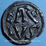 Monnaies Charlemagne (768-814). Denier. Strasbourg