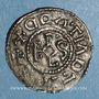 Monnaies Charles le Chauve (840-877). Denier. Arras