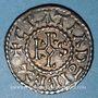 Monnaies Charles le Chauve (840-877). Denier. Blois
