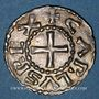 Monnaies Charles le Chauve (840-877). Denier. Bourges