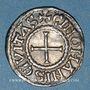 Monnaies Charles le Chauve (840-877). Denier. Le Mans