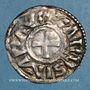 Monnaies Charles le Chauve (840-877). Denier. Nevers