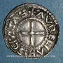 Monnaies Charles le Chauve (840-877). Denier. Orléans