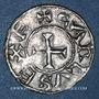 Monnaies Charles le Chauve (840-877). Denier. Toulouse