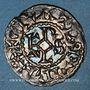 Monnaies Charles le Chauve (840-877). Denier. Tours