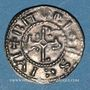 Monnaies Charles le Chauve (840-877). Obole. Bourges