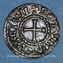 Monnaies Charles le Chauve (843-877). Denier. Rouen