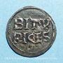 Monnaies Louis le Pieux (814-840). Denier. Bourges
