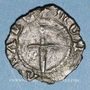 Monnaies Duché de Lorraine. Antoine (1508-1544). Denier. Nancy