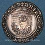 Monnaies Duché de Lorraine. Antoine (1508-1544). Gros d'un gros et demi, Nancy
