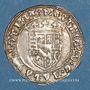 Monnaies Duché de Lorraine. Antoine (1508-1544). Gros d'un gros et demi. Nancy