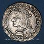 Monnaies Duché de Lorraine. Antoine (1508-1544). Teston 1527. Nancy
