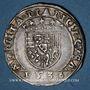 Monnaies Duché de Lorraine. Antoine (1508-1544). Teston 1536. Nancy