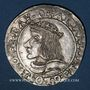 Monnaies Duché de Lorraine. Antoine (1508-1544). Teston 1537