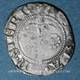 Monnaies Duché de Lorraine. Charles II (1390-1431). Double denier. Sierck