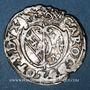 Monnaies Duché de Lorraine. Charles III (1545-1608). Demi-gros. Nancy (1582-1608)