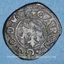 Monnaies Duché de Lorraine. Charles III (1545-1608). Denier. Nancy (1545-1556)